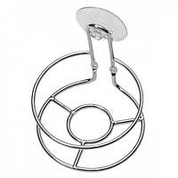 Полиця для ванни Besser металева кругла d12 0171 (60)