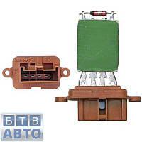Резистор печки Fiat Doblo с кондиционером , фото 1