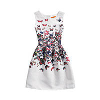 Платье детское Mika с бабочками CC7098