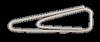 Скрепки никелированные 31мм  100шт Buromax BM.5019 (BM.5019 x 27862)