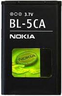 Аккумулятор для Nokia 1112, 1200, 1208, 1209, 1680 classic оригинальный, батарея Nokia BL-5CA