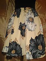 Летняя юбка на девочку 10-12 лет