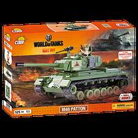 Конструктор М46 Паттон, серия World Of Tanks, COBI