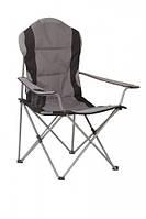Кресло портативное ТЕ-15 SD серое  (Time Eco TM)