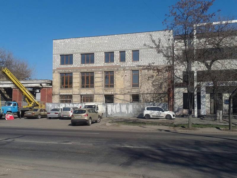 Продажа здания под бизнес улица Черноморского Казачества, город Одесса