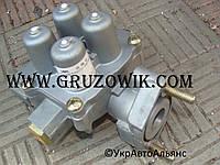 Клапан тормозной защитный  4-контурный FAW CA3252
