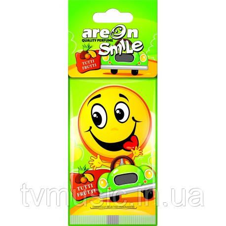 Ароматизатор Areon Smile Dry Tutti Frutti / Тутти Фрутти