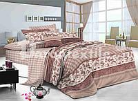 Комплект постельного белья семейный красивая абстракция