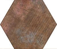 Плитка Атем для пола Atem Hexagon R Zuriza Base 400 х 400 (Зуриза напольная коричневая)