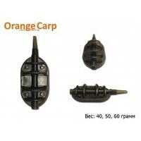 """Кормушка """"Метод Flat"""" Orange Carp"""
