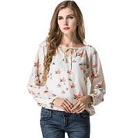 Женская стильная блузка 5109