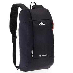 Рюкзак Quechua Arpenaz 10 л темно-серый 630322