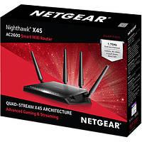 Роутер Netgear R7800 Nighthawk X4S с поддержкой 802.11ac 160Мгц полоса пропускания Высокопроизводительный