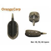 """Кормушка """"Метод Boat"""" Orange Carp"""