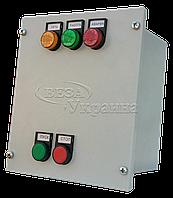 Шкафы управления вентиляторами канальными SAU-SPV-0,24-0,40