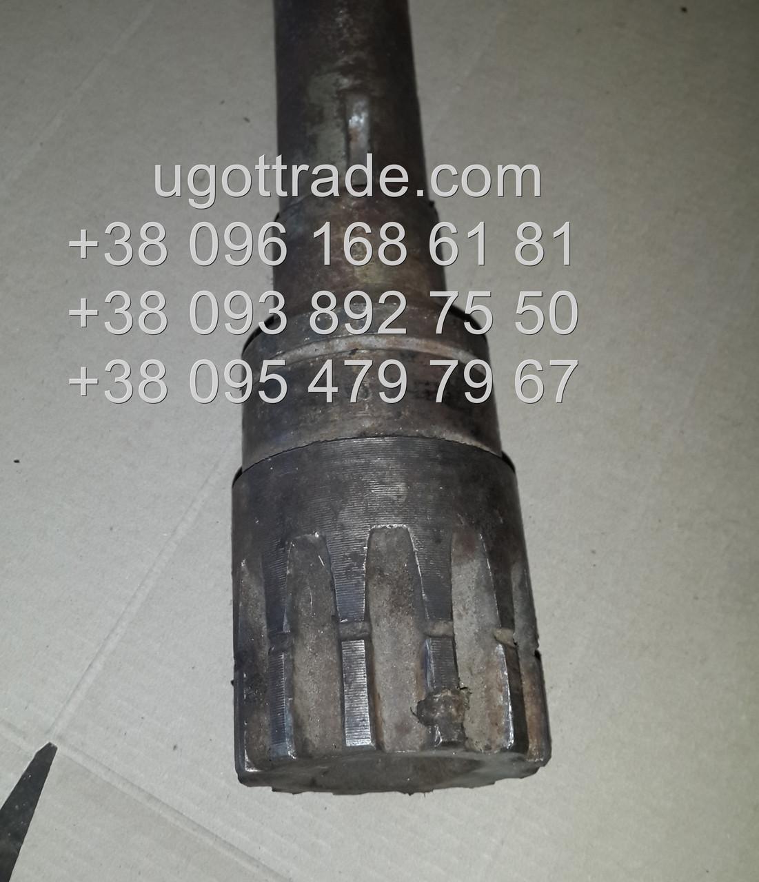 Вал 70-1721113-В муфты сцепления Т-70