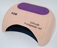 Гибридная лампа для ногтей CCFL-LED Professional nail 48 Вт