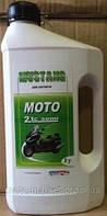 Масло Мустанг Мото 2тс 1л