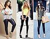 Модные леггинсы: как правильно подобрать по фигуре и с чем носить.