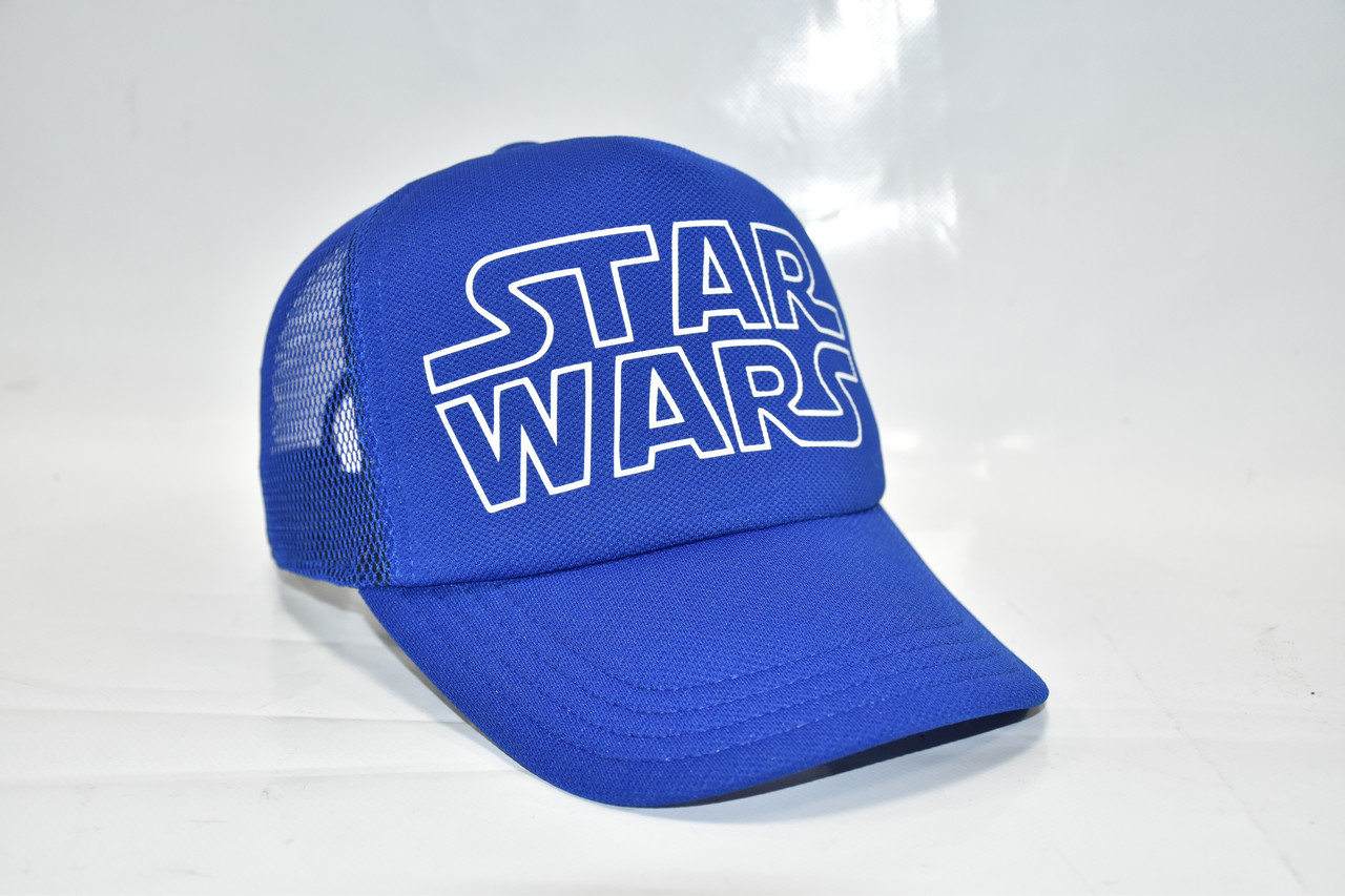 Кепка STAR WARS синяя