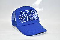 Кепка STAR WARS синяя, фото 1