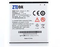 Аккумулятор на телефон ZTE U880s U788 V6700 V788D U812 N788 U830