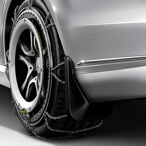 Бризковики задні  для Mercedes E-Class W213 (A2138900200)