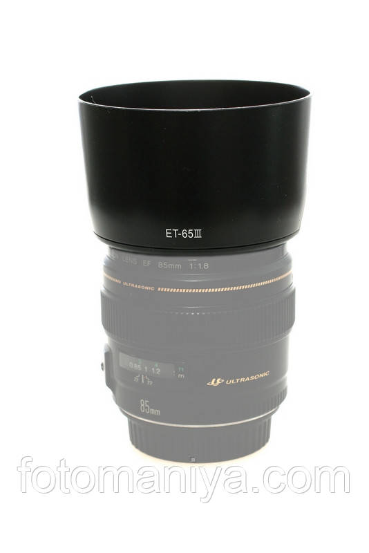 Бленда Canon ET-65 III  для Canon EF 85mm f1,8