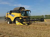 Предоставляем услуги уборки урожая