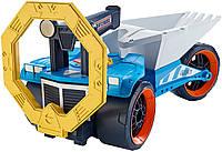 Машина грузовик Matchbox металлоискатель Treasure Truck Матчбокс + набор из 10 железных машинок