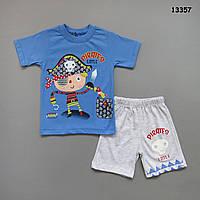 """Летний костюм """"Пират"""" для мальчика. 3-4; 4-5; 5-6 лет"""