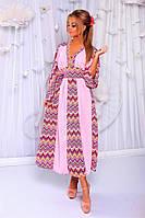 Женское платье - кимоно