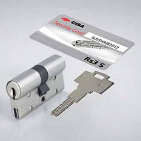Цилиндры европейского профиляCISA  RS3 S  30x45 ключ - ключ