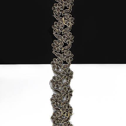 Лента арт. 300 металлизированная, фото 2