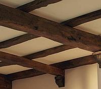 Балки потолочные декоративные из натуральной древесины