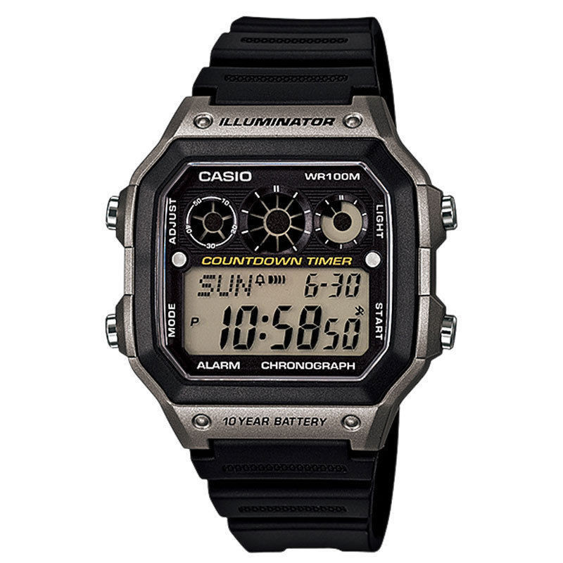 Часы Casio AE-1300WH-8AVCF
