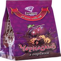 Шоколадные конфеты Чернослив с орехом 0,25 кг