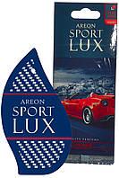 Ароматизатор Areon Sport Lux Chrome / Хром