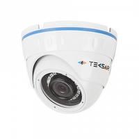 Видеокамера AHD купольная Tecsar AHDD-1Mp-20Fl-out (2,8 мм)