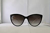 Женские солнцезащитные очки с коричневыми линзами