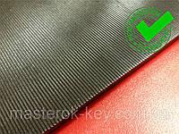 Полиуретан BISSELL ЛИНИЯ мягкий зашкуренный р. 260*300*6 мм, цв. чёрный