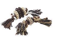 Игрушка Comfy Vanilla&Choco для собак шнурок, 25x7 см, фото 1