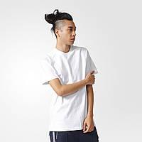 Белая футболка для мужчин Adidas NMD TEE BK2189 - 2017