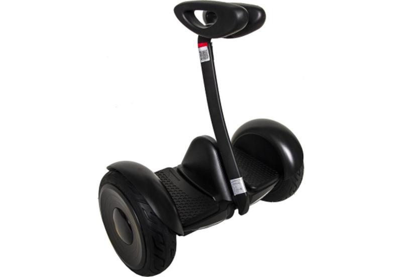 Гироскутер Rover Mini N1 Black, колеса 10 дюймов, мощность 700W, скорость 16 км/ч, нагрузка 90 кг