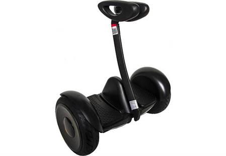 Гироскутер Rover Mini N1 Black, колеса 10 дюймов, мощность 700W, скорость 16 км/ч, нагрузка 90 кг, фото 2