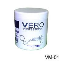 Маска для нормальных и тонких волос с экстрактом мальвы VM-01, 1л Харьков