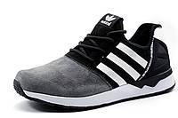 Кроссовки Adidas ZX FLUX BB2211 мужские, серые, р. 41 43 44 46