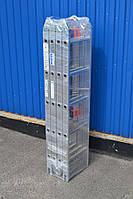 Лестница-трансформер Krause Monto MultiMatic 4x5, Шарнирная, фото 2