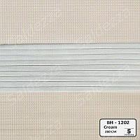 Рулонные шторы День-Ночь ЕКО (открытого типа)  - BH-1202