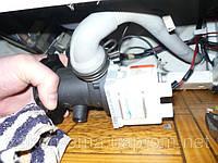 Ремонт стиральных машин, прочистка сливной системы